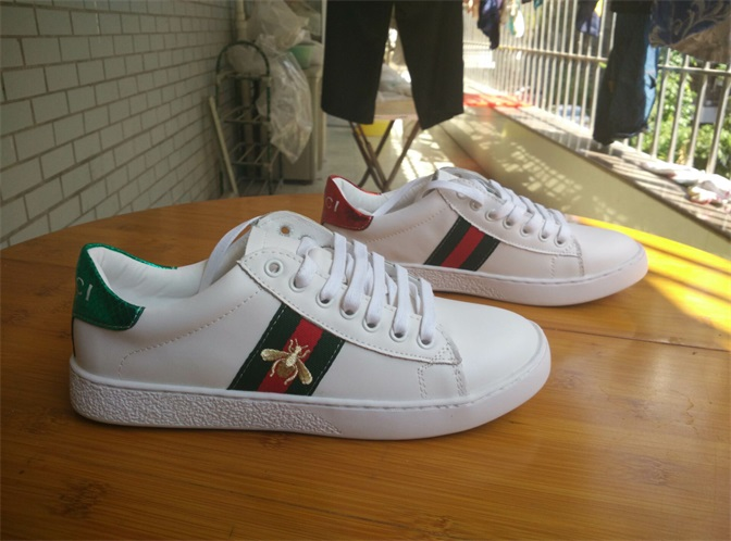 486f1469cf9 GUCCI Ace Embroidered Low-Top Sneaker Men And Women 35-43 -  48.00    hotbrandshoes.com