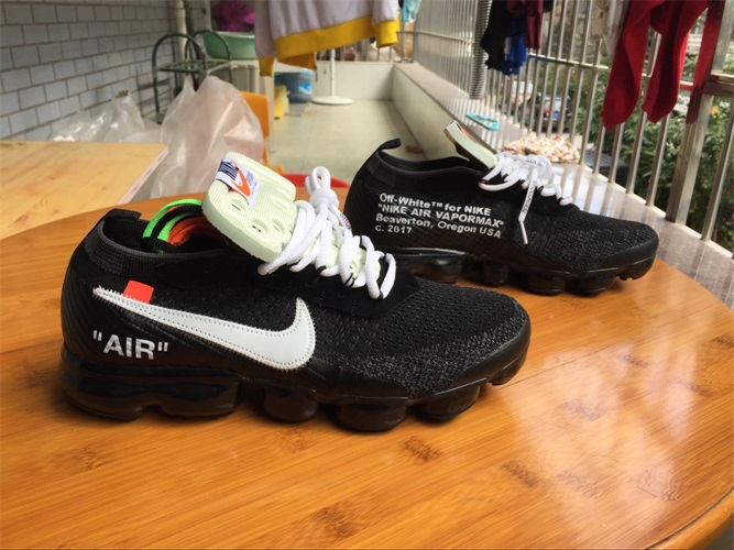 Nike Air VaporMax 2018 Off White Men And Women 36-46