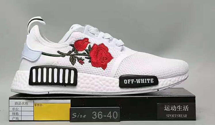 Adidas NMD off white Women 36 40 $40.00 :
