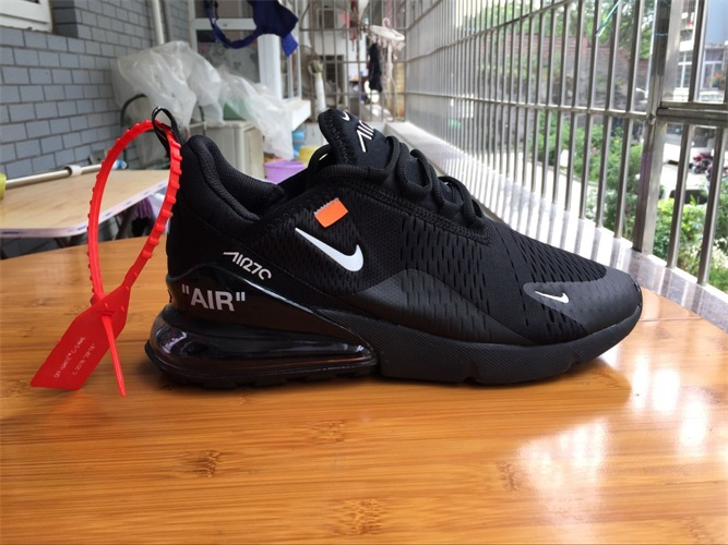 0babfb34207e Nike Air Max 270 Off White Men And Women 36-45 -  44.00 ...