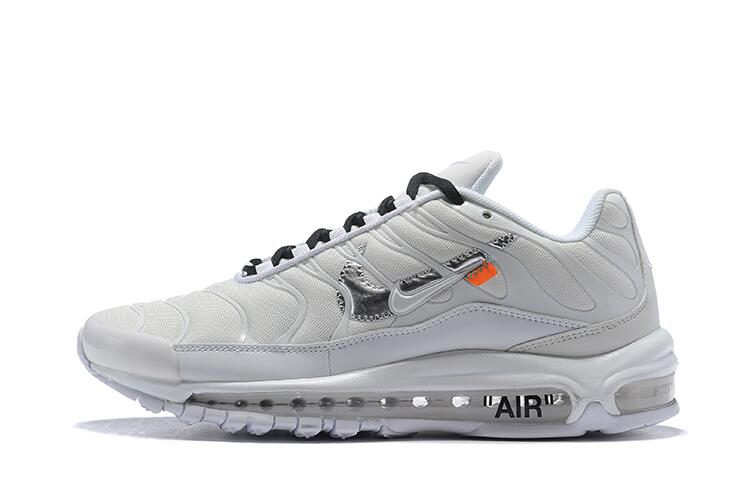 detailed look 0d0e3 af5f5 Nike Air Max Plus 97 TN off white Men And Women 36-46 ...